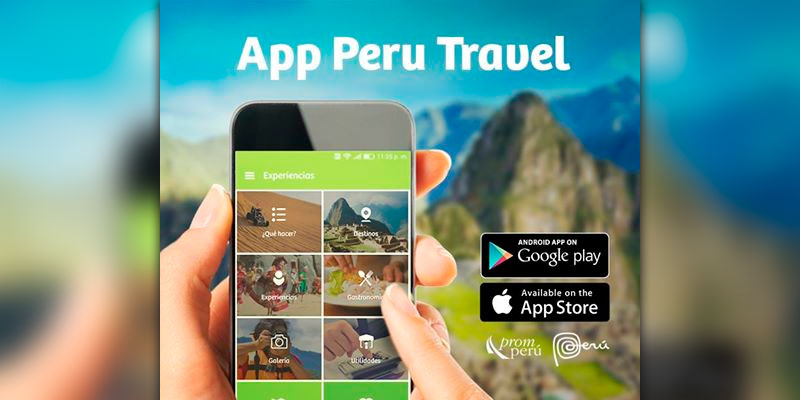 "La aplicación ""Peru Travel"" es finalista en concurso internacional  ""The AppTourism Awards"""